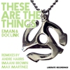 Cover of the album These Are the Things