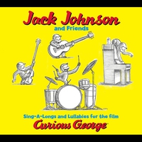 Cover of the track Sing-A-Longs and Lullabies for the Film Curious George