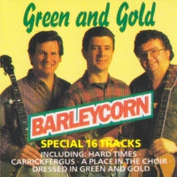 Cover of the track Green and Gold