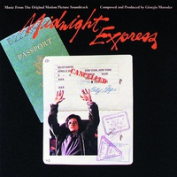 Couverture du titre Midnight Express (Soundtrack from the Motion Picture)