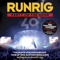 Couverture du titre Party on the Moor: The 40th Anniversary Concert