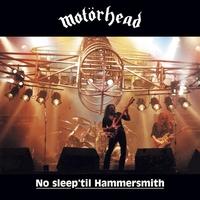 Couverture du titre No Sleep 'til Hammersmith