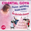 Cover of the album Happy Birthday Marie-Rose & Mes plus belles chansons
