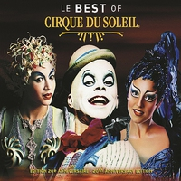 Cover of the track Le Best of Cirque du Soleil
