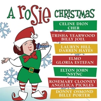 Cover of the track A Rosie Christmas
