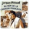 Cover of the album Au Nom de la Chanson Française
