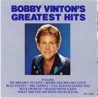Couverture du titre Bobby Vinton's Greatest Hits