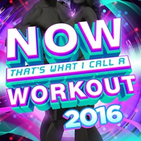 Cover of the track NOW That's What I Call a Workout 2017