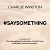 Cover of the album #saysomething - Single