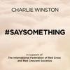 Couverture de l'album #saysomething - Single