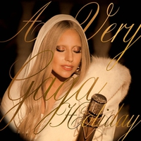 Cover of the track A Very Gaga Holiday (Live) - EP