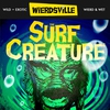 Cover of the album Weirdsville - The Surf Creature