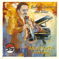 Cover of the track Ballads, Burners and Blues