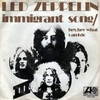 Cover of the track 01. Immigrant Song
