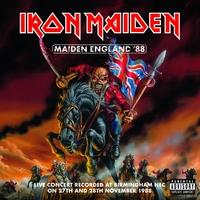 Couverture du titre Maiden England '88 (Live)
