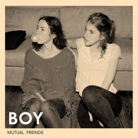 Cover of the track Mutual Friends