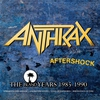 Cover of the album Aftershock: The Island Years 1985-1990