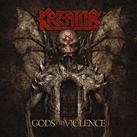 Couverture du titre Gods of Violence
