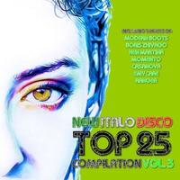 Couverture du titre New Italo Disco Top 25 Compilation, Vol. 1