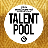 Cover of the track Empire (Made of Gold) [feat. Donny Anderson] - Single