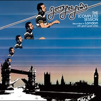 Cover of the track The Complete London Sessions