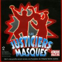 Cover of the track Les Super-Héros de la radio