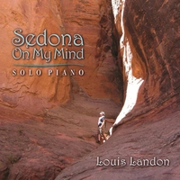 Cover of the track Sedona on My Mind (Solo Piano)