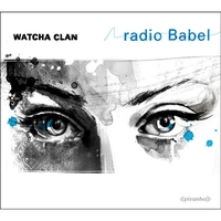 Cover of the track Radio Babel