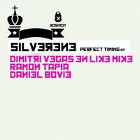 Cover of the track Perfect Timing - EP