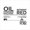Couverture de l'album Oil-Powered Machine / Detroit Red - Single