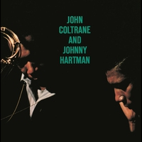 Cover of the track John Coltrane and Johnny Hartman