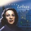 Couverture de l'album Renée Lebas chante Francis Carco