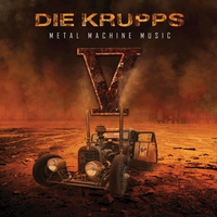 Cover of the track V: Metal Machine Music