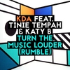 Cover of the track Turn The Music Louder (Rumble)