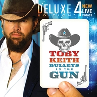 Cover of the track Bullets In the Gun (Deluxe Edition)