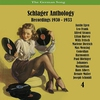 Couverture de l'album The German Song / Schlager Anthology, Vol. 4 - Recordings 1930 - 1933