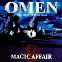 Couverture du titre Omen (The Story Continues...)