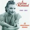 Couverture de l'album 22 enregistrements originaux de Line Renaud (1946-1951)