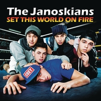 Cover of the track Set This World On Fire - Single