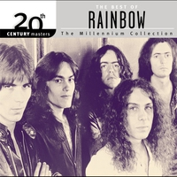 Cover of the track 20th Century Masters - The Millennium Collection: The Best of Rainbow