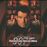 Cover of the track Tomorrow Never Dies (Soundtrack)