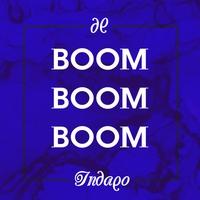 Couverture du titre Boom Boom Boom - Single