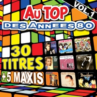 Cover of the track Au top des années 80, vol. 1