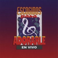 Cover of the track Escogidos para Adorarle (En Vivo)