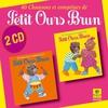 Couverture de l'album 40 chansons et comptines de Petit Ours Brun - L'intégrale