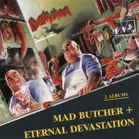 Cover of the track Mad Butcher / Eternal Devastation