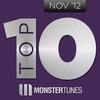 Couverture de l'album Monster Tunes Top 10 - November 2012