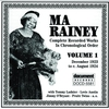 Couverture de l'album Ma Rainey, Vol. 1 (1923-1924)