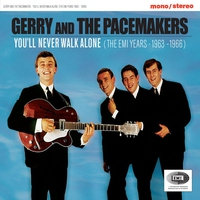 Cover of the track You'll Never Walk Alone: The EMI Years 1963-1966