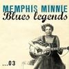Couverture de l'album Blues Legends: Memphis Minnie, Vol. 3